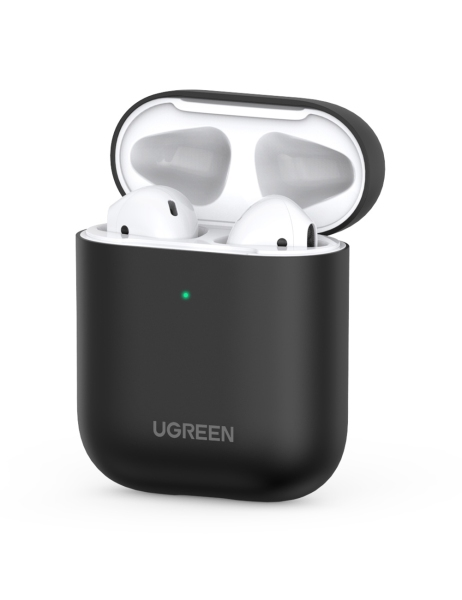 UGREEN Earphone Case for Apple AirPods 1 AirPods 2 Silicone Cover Air Pods Pouch Protective AirPods Accessories Singapore