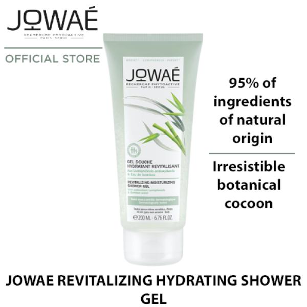Buy Jowae Bamboo Water Revitalizing Hydrating Shower Gel with Antioxidant Lumiphenols Singapore
