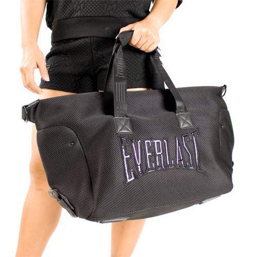 Everlast Mesh Lightweight Duffel Bag - 6330033kxq1 (black) By Everlast Singapore.