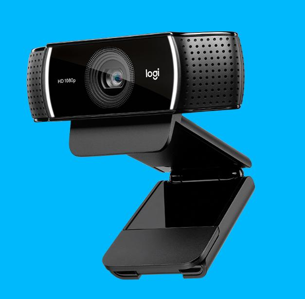 Logitech C922X Pro Stream Webcam – Full 1080p HD Camera – Background Replacement Technology for YouTube or Twitch Streaming  For Social Gaming