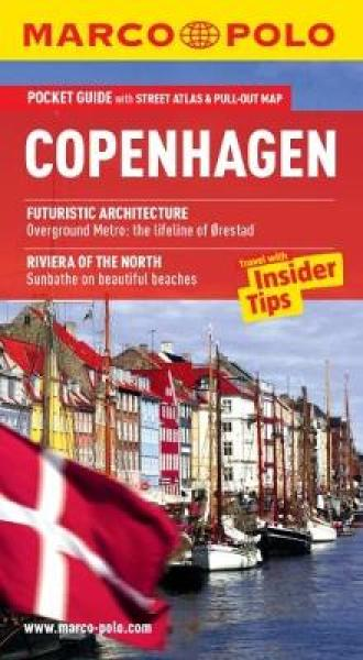 Copenhagen Marco Polo Pocket Guide PB (9783829707107)