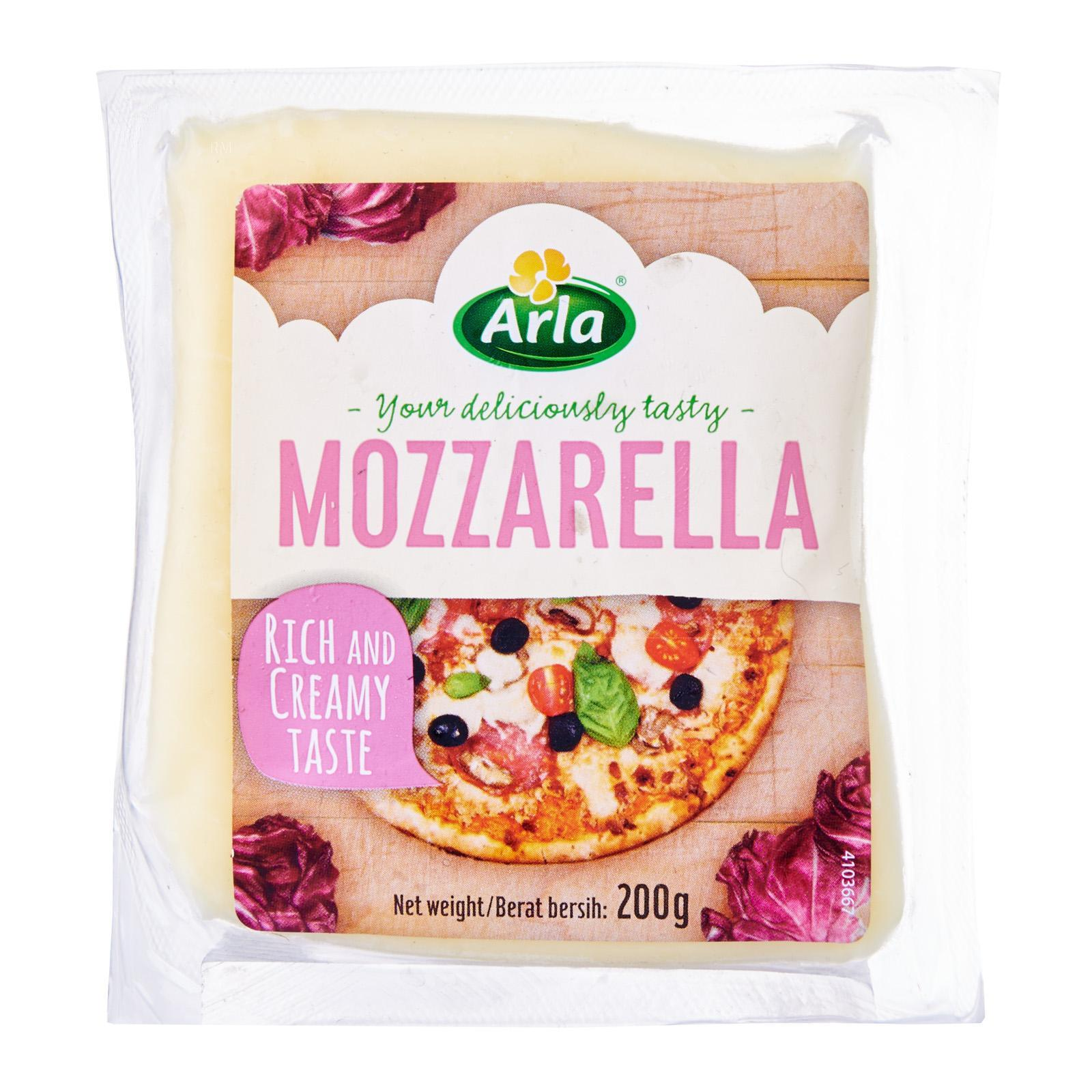 Arla Mozzarella Block Cheese