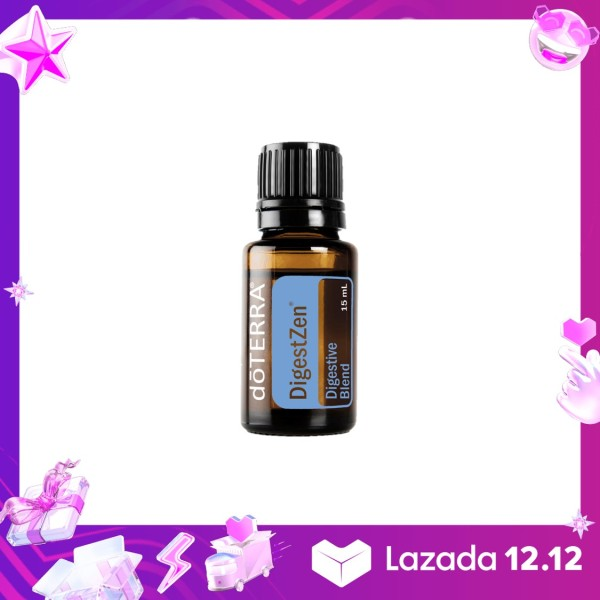 Buy dōTERRA DigestZen Digestive Blend Essential Oils Singapore