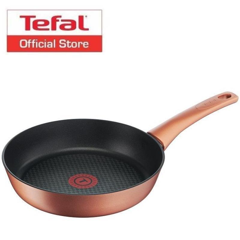Tefal Chef's Delight Copper Frypan 22cm G11703 Singapore