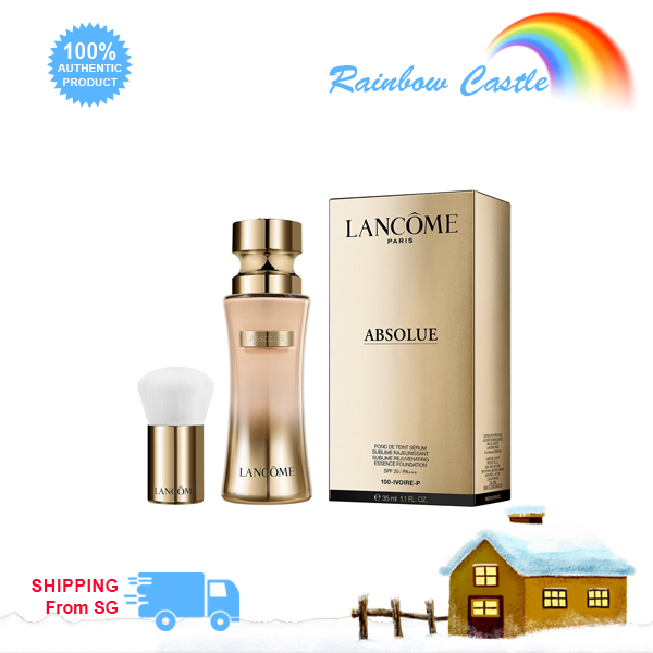 Buy LANCOME | Absolue Sublime Rejuvenating Essence Foundation 35ml (100-IVOIRE-P) Singapore