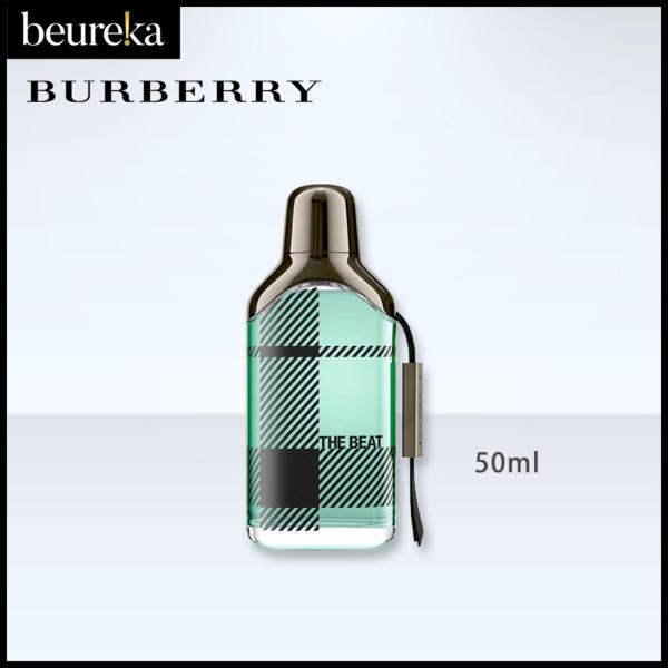 Buy Burberry The Beat EDT 50ml/100ml (Men) - Beureka [Luxury Beauty (Perfume) - Fragrances for Men Eau de Toilette Brand New Original Packaging 100% Authentic] Singapore