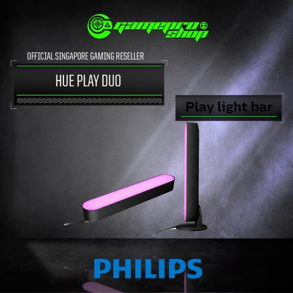 Philips Hue Play Duo Pack BLK - 915005733901 (2Y)