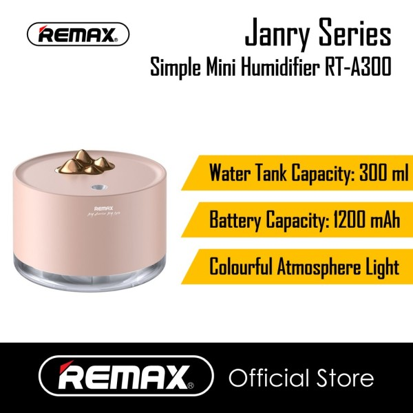Remax RT-A300 Janry Series Mini Humidifier Singapore