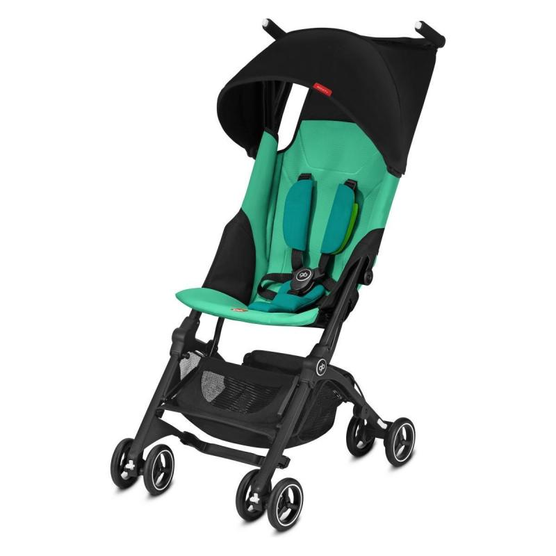 GB - Pockit + Y Stroller, Laguna Blue Singapore