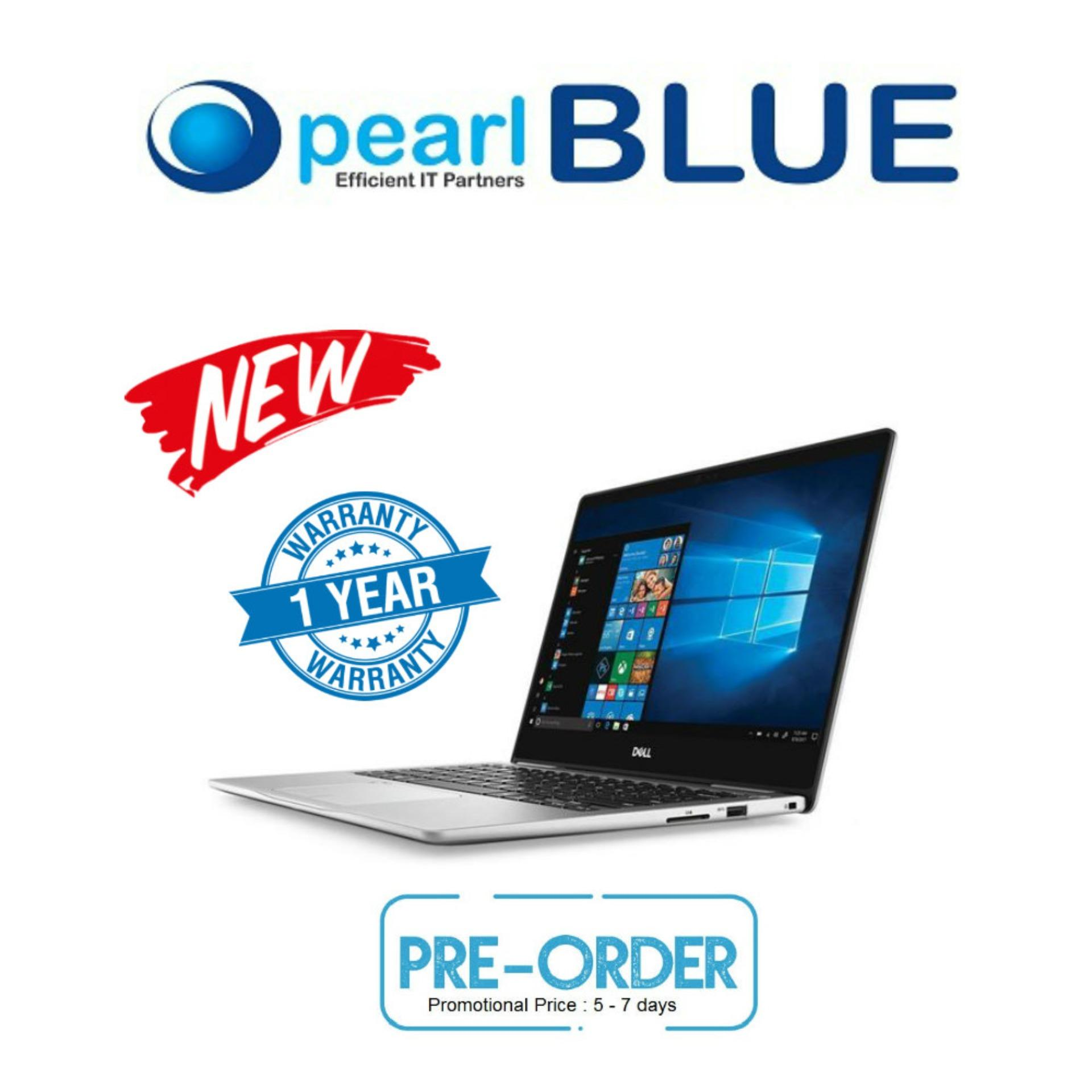 Dell Inspiron 13 7380 -i7-8565 16GB 512SSD | Real brilliance