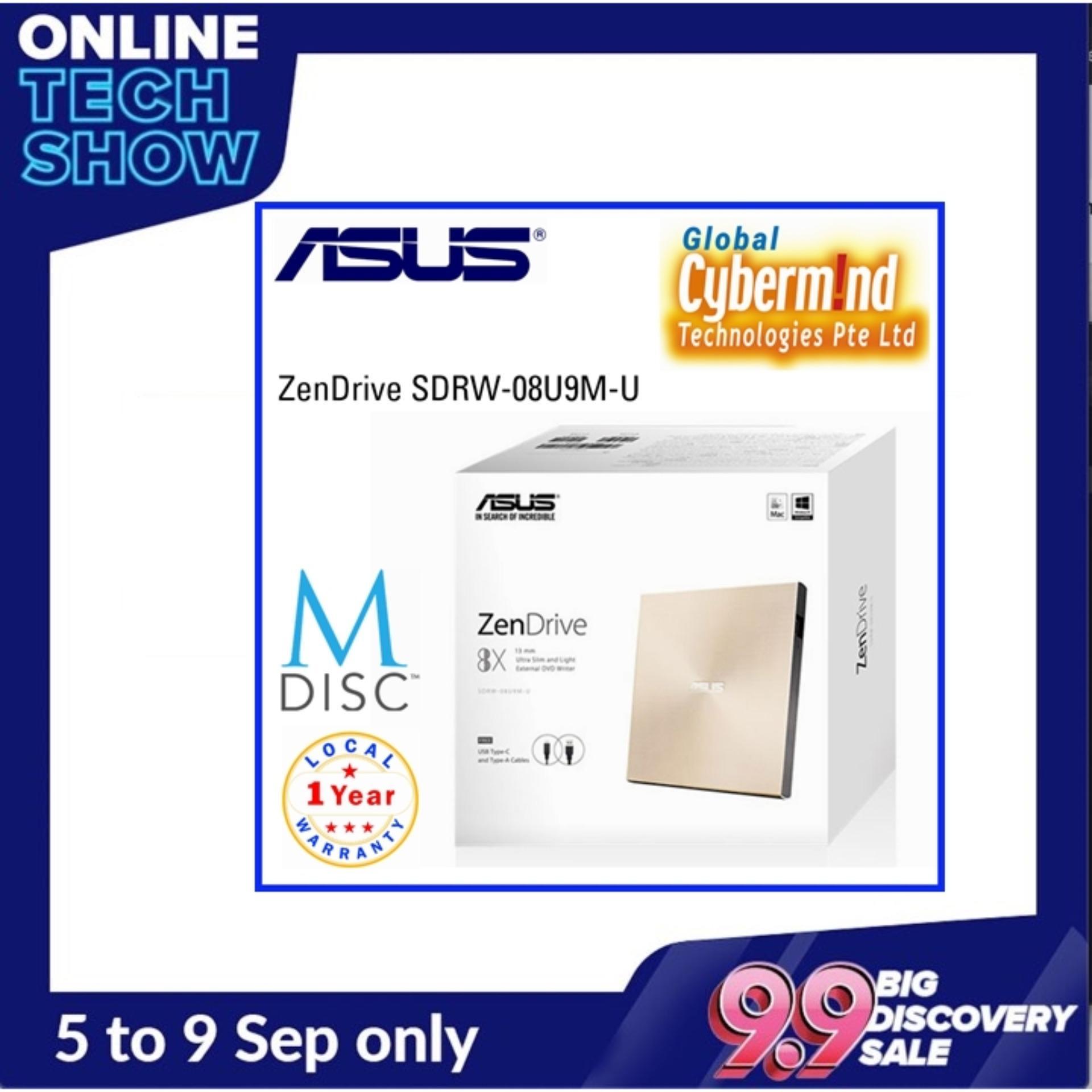 Asus Zen Drive USB External DVD Writer