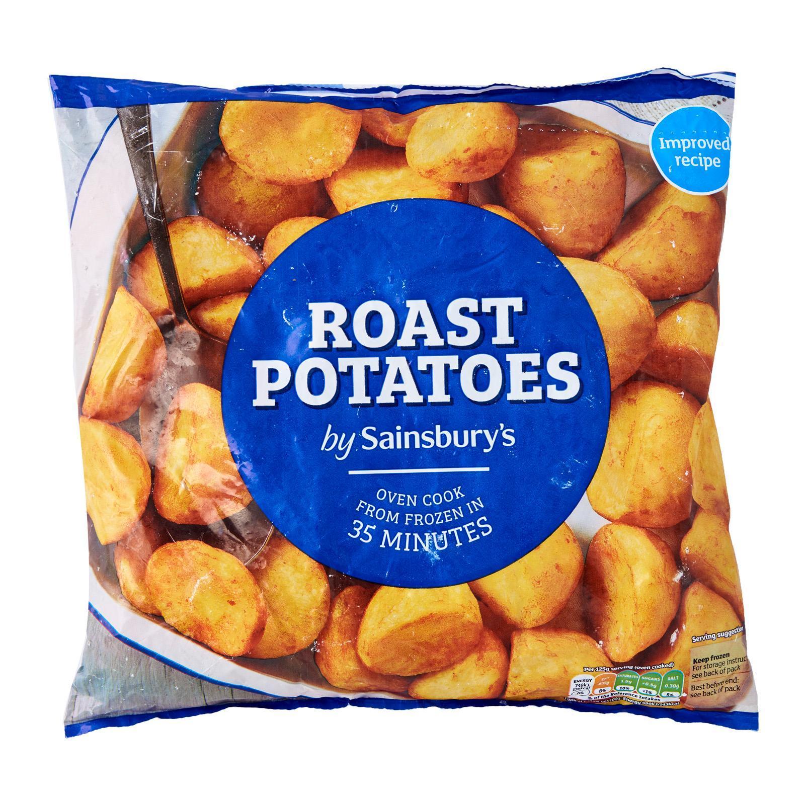 Sainsbury's Roast Potatoes - Frozen