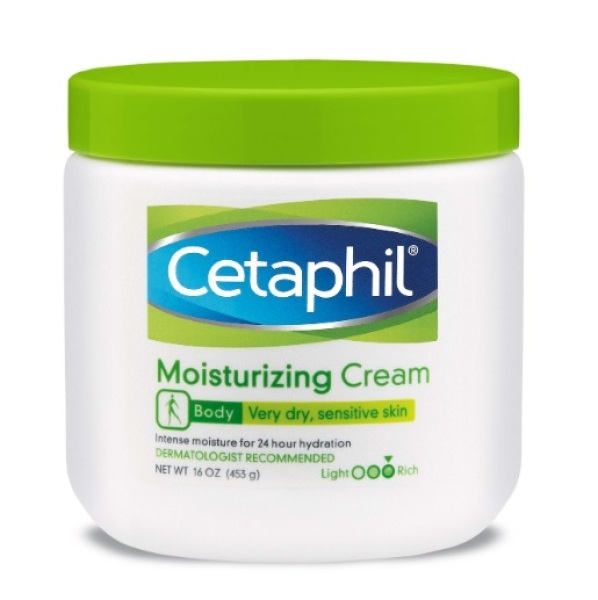 Buy (FROM USA) Cetaphil Moisturising Cream, 16 Ounce (For Very Dry Sensitive Skin) - Dermatologists Recommended Singapore