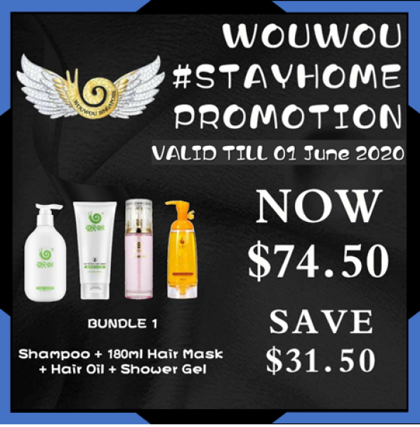 Buy [QR CODE VERIFIED] WOU WOU 蜗蜗 Bathroom Bundle A Singapore