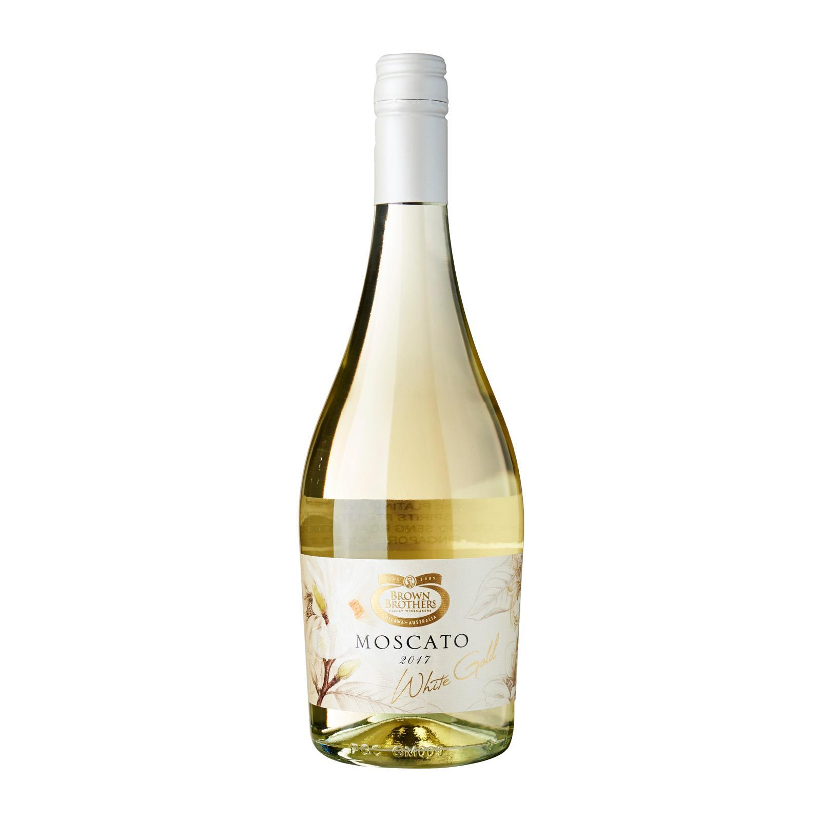 Brown Brothers Moscato White Gold - By Three Kraters