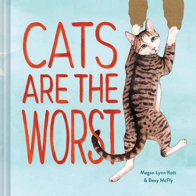 Cats Are the Worst by  Bexy Mcfly