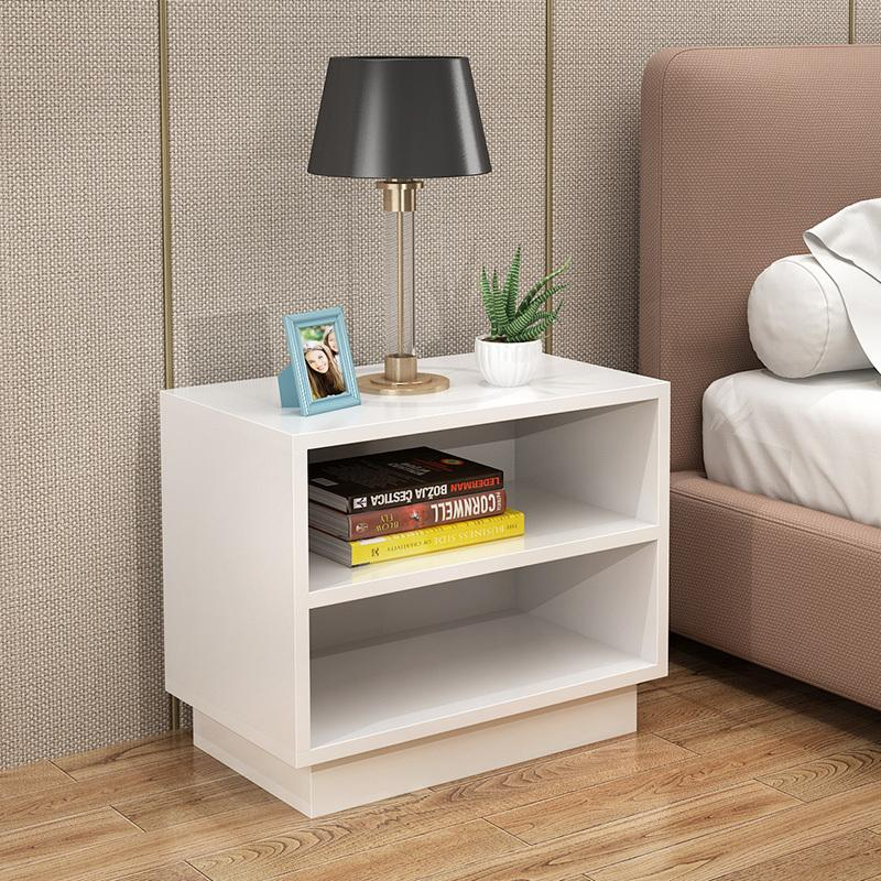 DFN Bedside table organisation classy simple stylish nordic timeless man woman home owner hdb condo blue pink black white walnut teak bleach