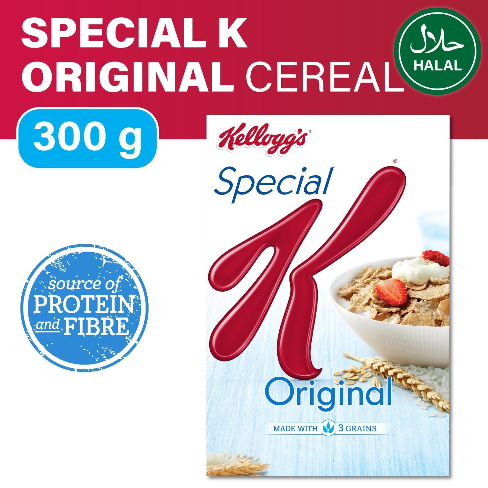 Kellogg's Special K Original Flavor Breakfast Cereal