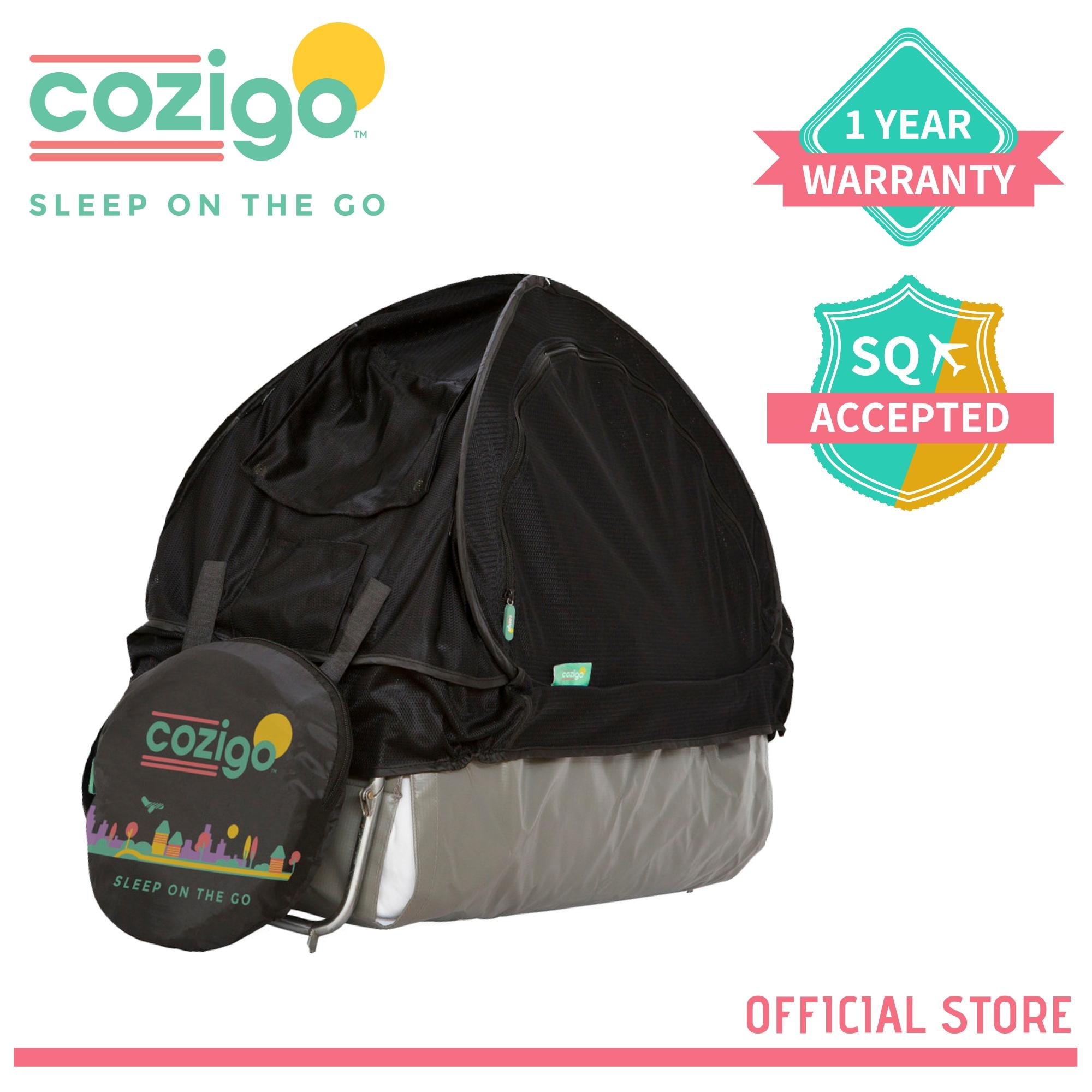 Cozigo Bassinet And Stroller Cover By Taxibaby.