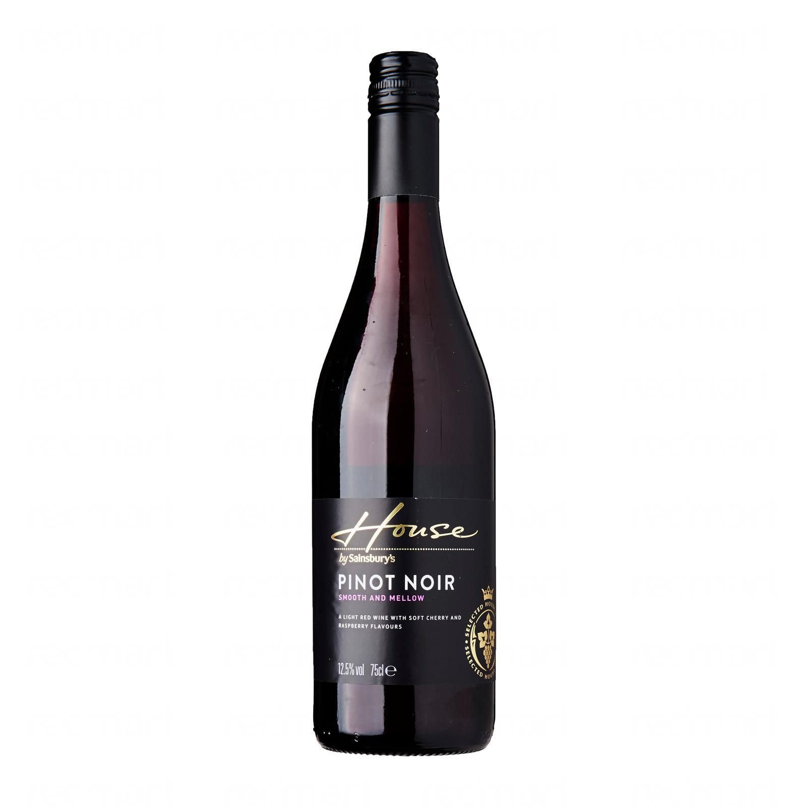 Sainsbury's House Pinot Noir Red Wine