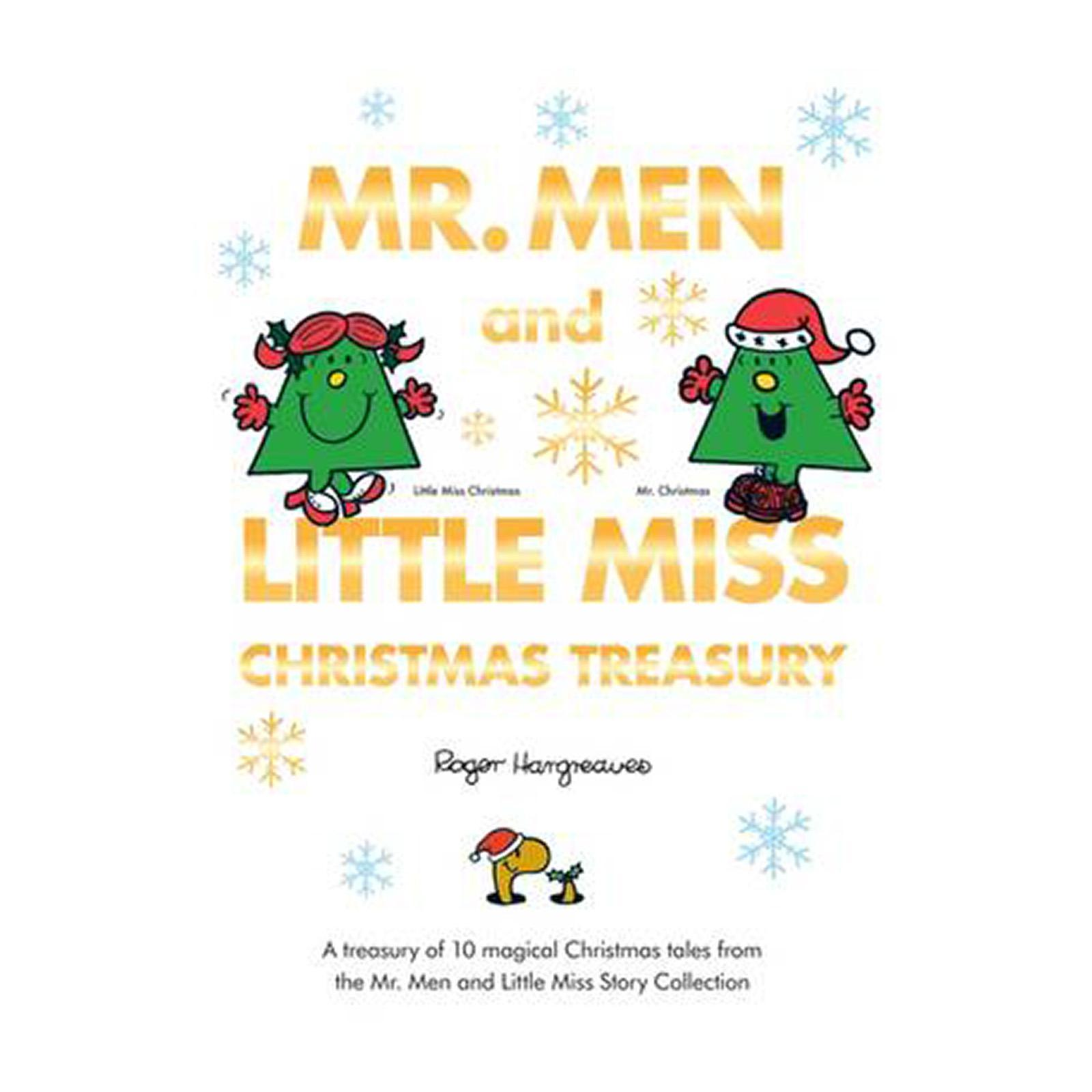 Mr. Men And Little Miss Christmas Story Treasury