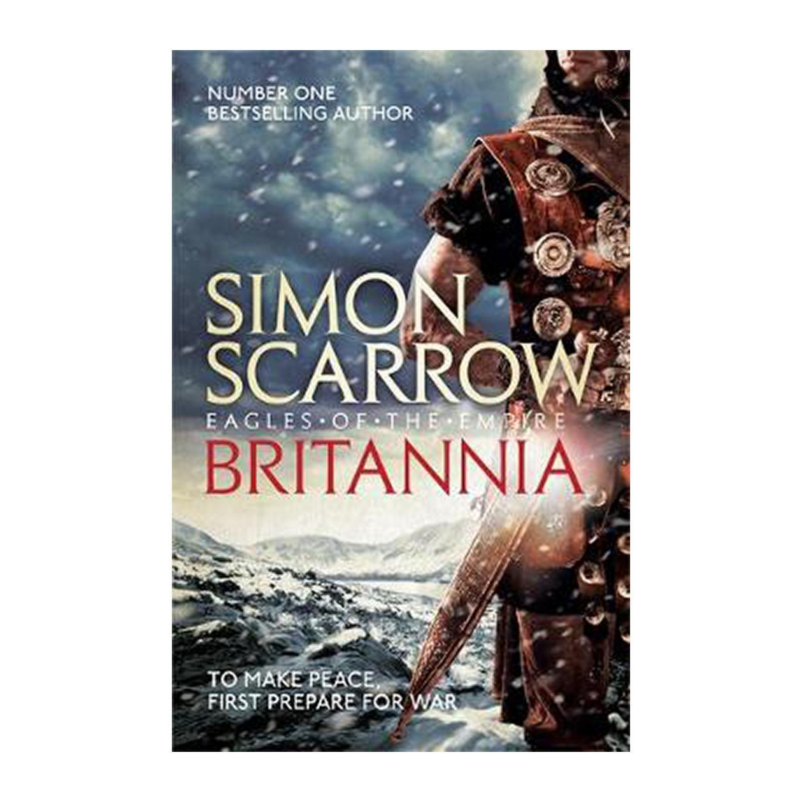 Britannia (Eagles Of The Empire 14) (Paperback)