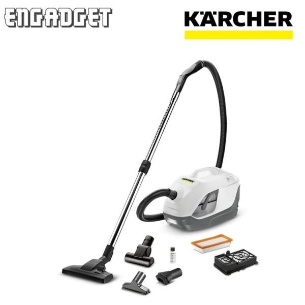 Karcher DS 6.000 Mediclean *SEA Water Filter Vacuum Cleaner Singapore