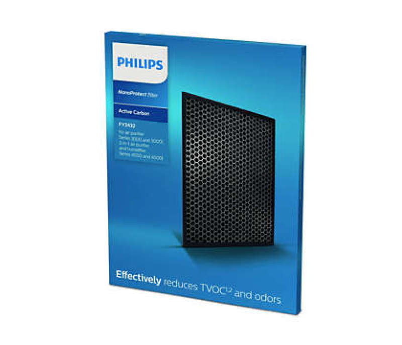 Philips FY3432/10 Nano Protect Filter Compatible (Replacement Filter for Philips AC3256 AC3259 FY3432 FY3433) Singapore