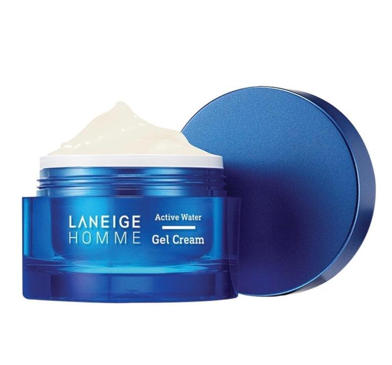 Buy Laneige Homme Active Water Gel Cream (50ml) - MissDewy Singapore