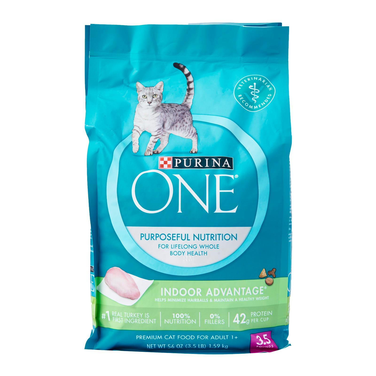 Purina ONE Cat Indoor Advantage Dry Cat Food