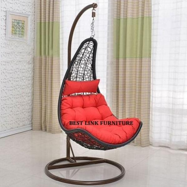 BEST LINK FURNITURE BLF Swing Chair With Cushion