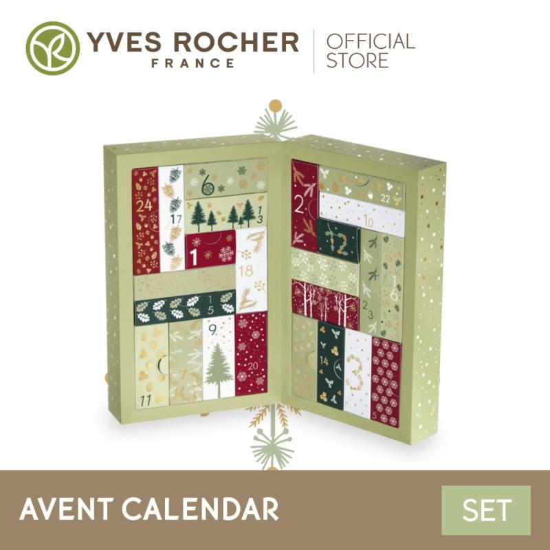 Buy Yves Rocher Limited Edition Chirstmas 2019 Beauty Advent Calendar Singapore
