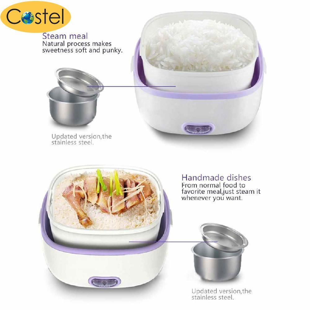 200w Multifunction Food Warmer Electric Rice Cooker - Intl By Costel.