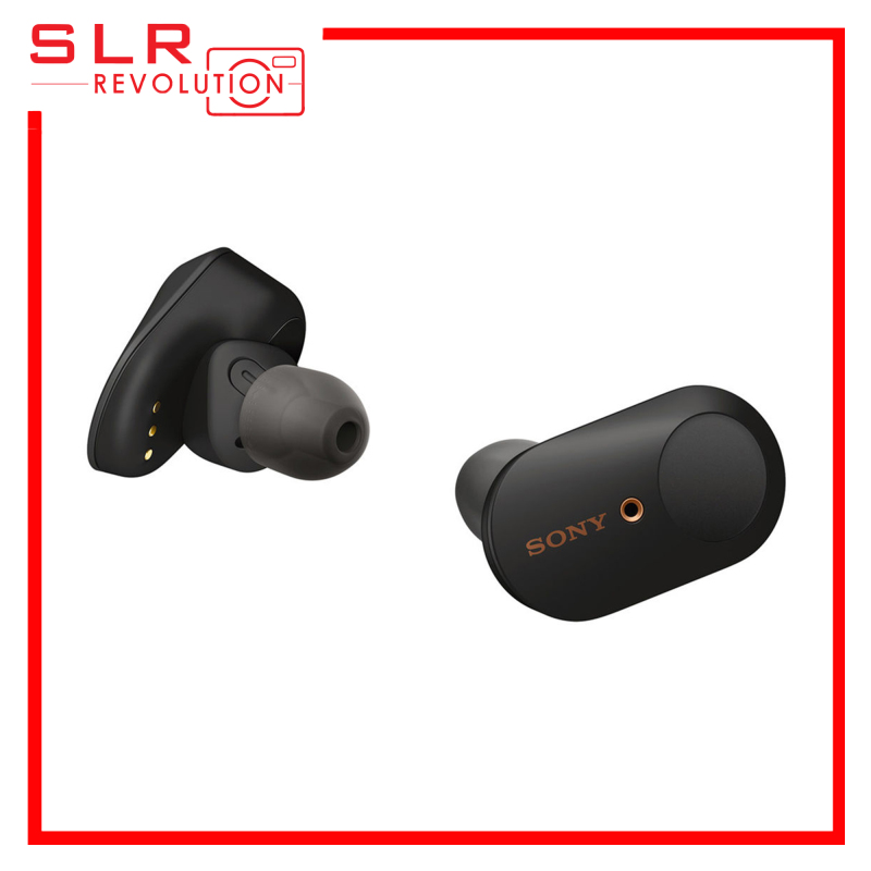 Sony WF-1000XM3 Noise Cancelling Truly Wireless Earbuds Singapore
