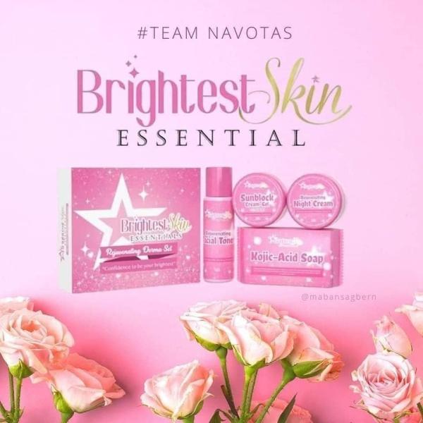 Buy Brightest Skin Rejuvenating Derma Set - Halal- FDA Approved Singapore