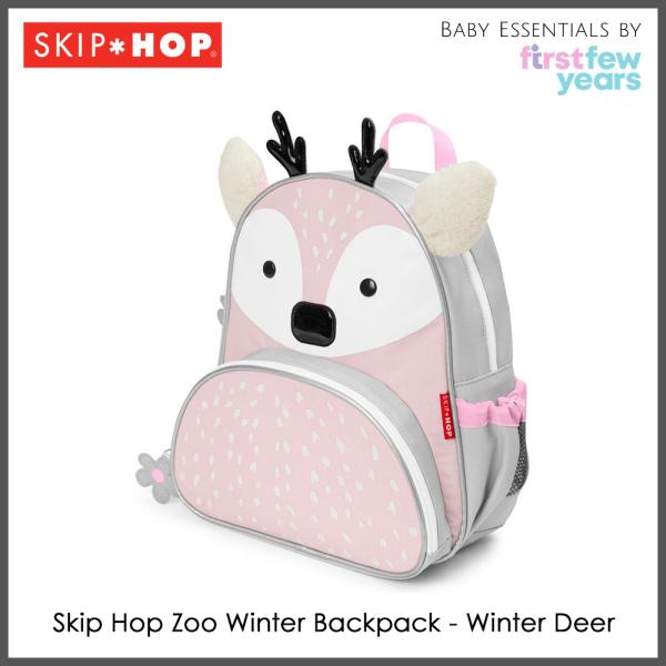 Skip Hop Zoo Winter Backpack (3 Designs)