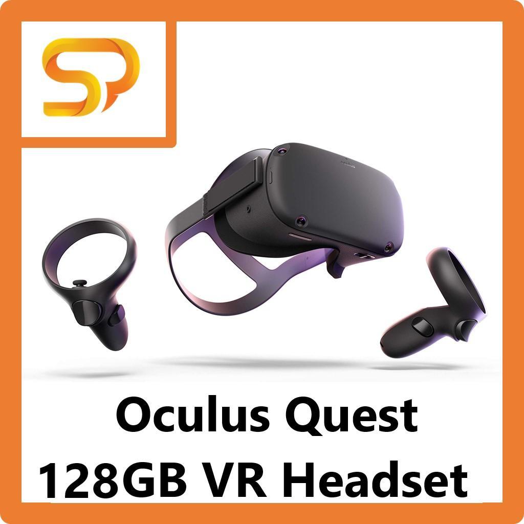 Oculus Quest 128 Gb Vr Standalone Headset.