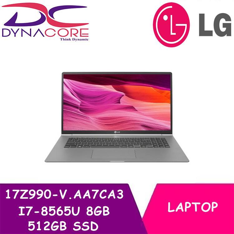 LG Gram 17Z990-V.AA7CA3 (Intel i7, 8GB RAM, 512GB SSD Integrated Graphics (17 inch)(Silver)