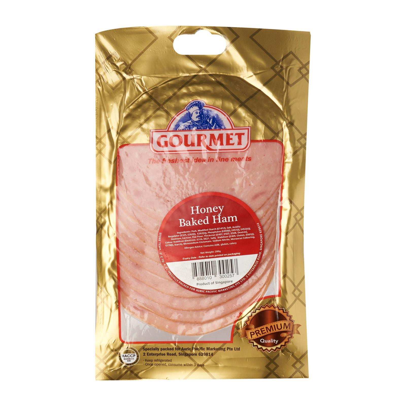 Gourmet Honey Baked Ham Deli Meats By Redmart