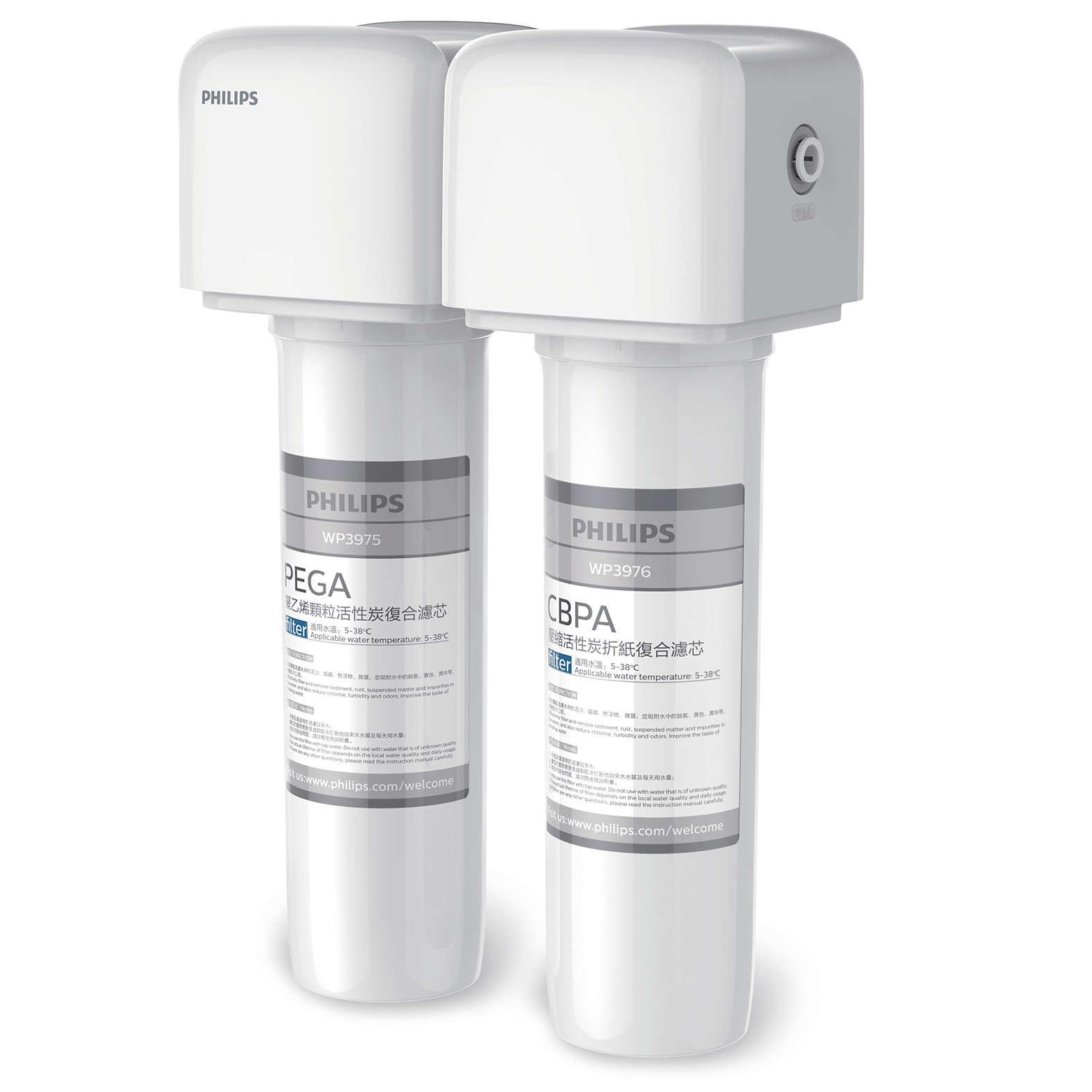 Philips WP4111/90 Under-The-Sink Filtration System
