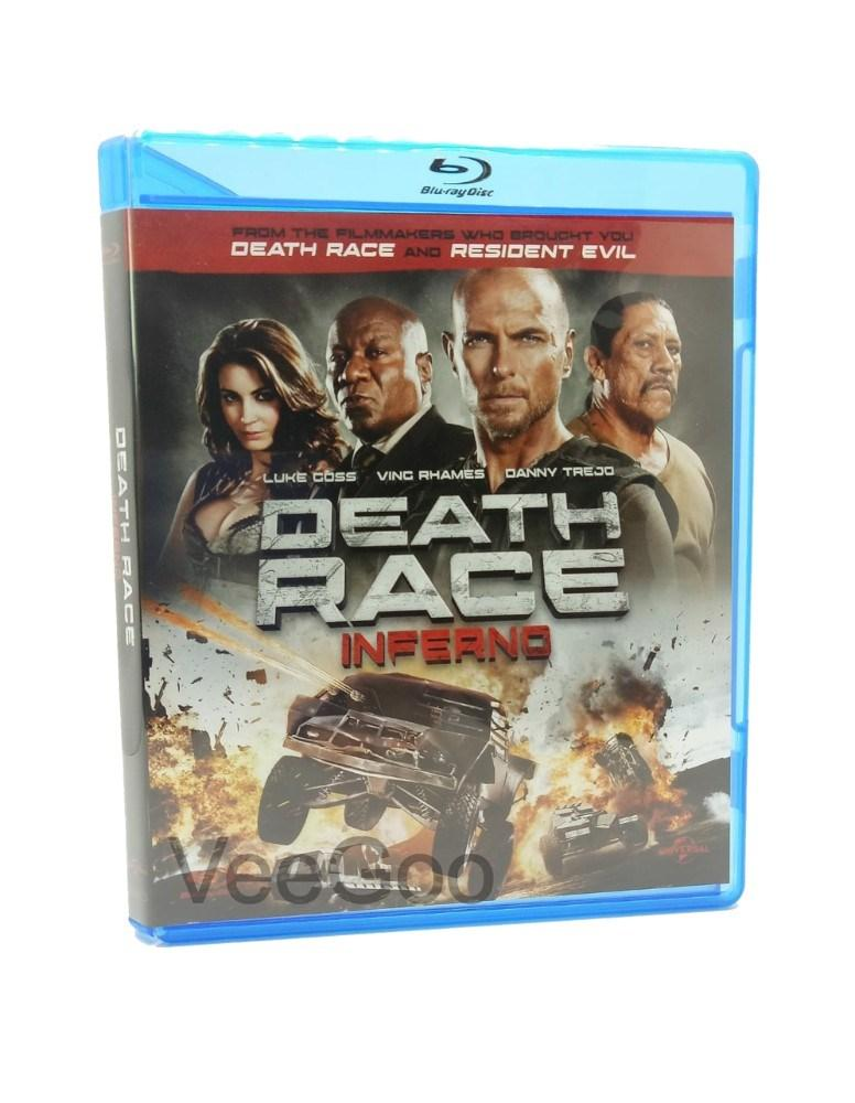 DEATH RACE 3 BD (M18/RA)