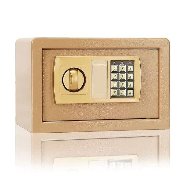 Safe Premium Security Safe Deposit Boxes Digital Lock Hotel Safe Theft Proof Private Documents