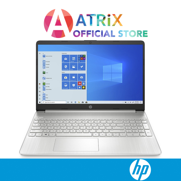【Express Delivery】HP Laptop 15s 15s-fq2015TU | 15.6 FHD IPS | Intel i5-1135G7 | 8GB RAM | 512GB SSD | Intel Iris X Graphics | Win10 Home | 2Yr HP Onsite warranty