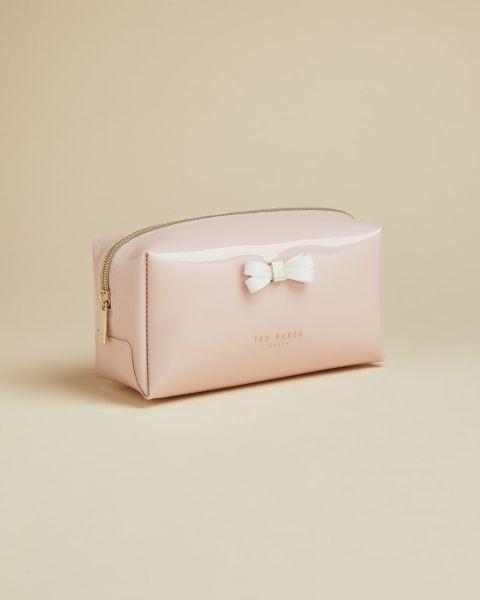 Buy Bow Detail Make Up Bag Singapore