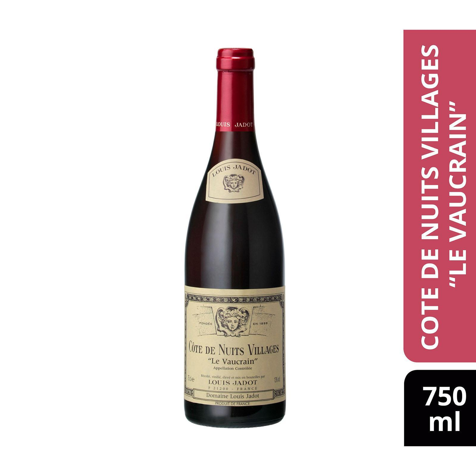 Louis Jadot Cote-De-Nuits Villages Le Vaucrain - By Culina