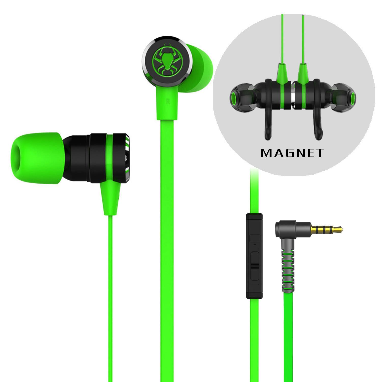 08991c2685f @PLEXTONE G20 Noise Reduction 3.5mm Gaming Headset With Microphone In-ear  Wired Magnetic