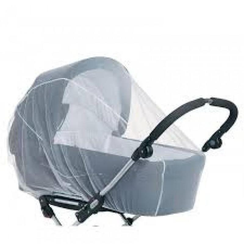 Baby Dan Mosquito Net For Pram - 2 Color Singapore