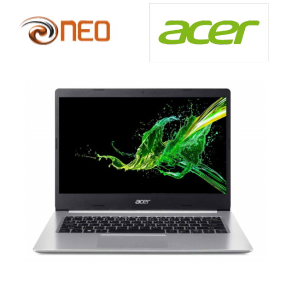 Acer Aspire 5 A514-53G-58EB laptop with 10th Gen Intel Core processor and 12GB RAM