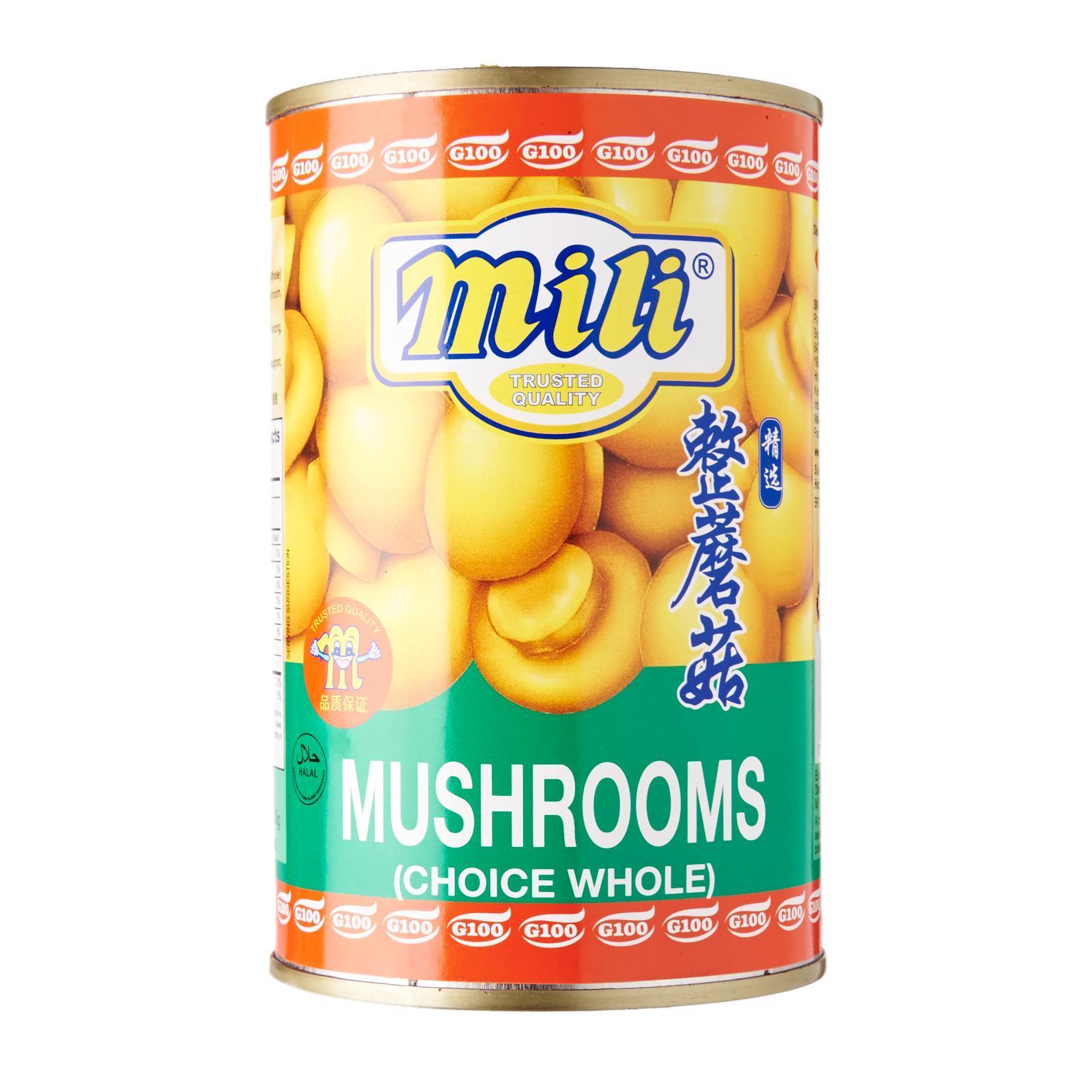 MILI Whole Mushroom 425g