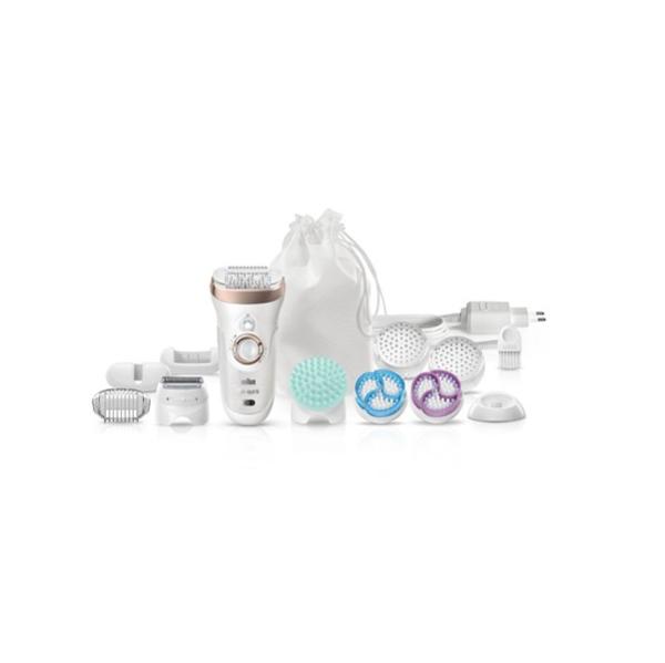 Buy BRAUN - Silk-épil 9 SkinSpa Wet & Dry Epilator Beauty Set, SE9961V Singapore
